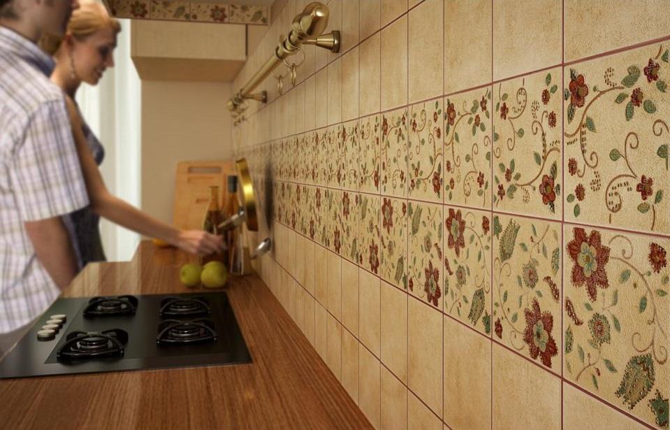 Кухни столешницы из плитки сделать своими руками 55