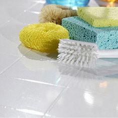 Чем чистить кафель в ванной
