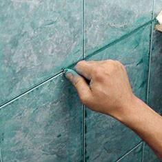 Как правильно затереть швы на плитке