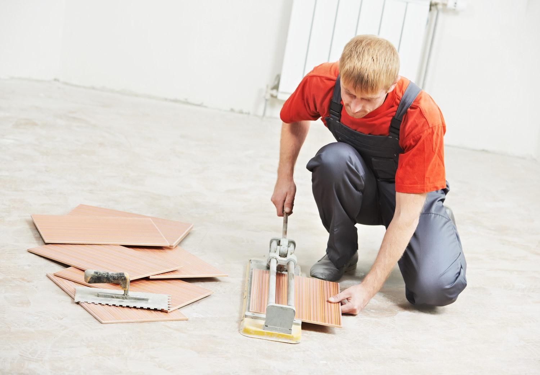 Укладка кафельной плитки в домашних условиях 220