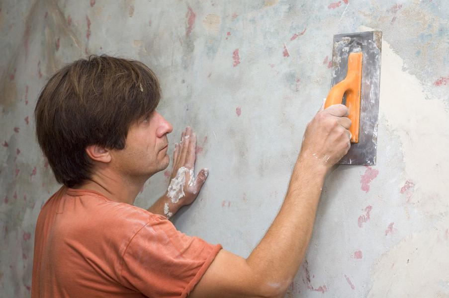 Выравнивание стен в ванной комнате своими руками