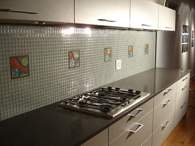 Кухонный кафель