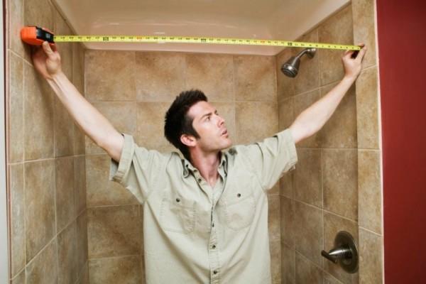 Важно правильно измерить площадь помещения