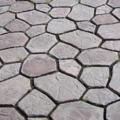 Тротуарная плитка из бетона своими руками