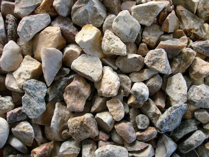 Щебень - лучший наполнитель для бетона