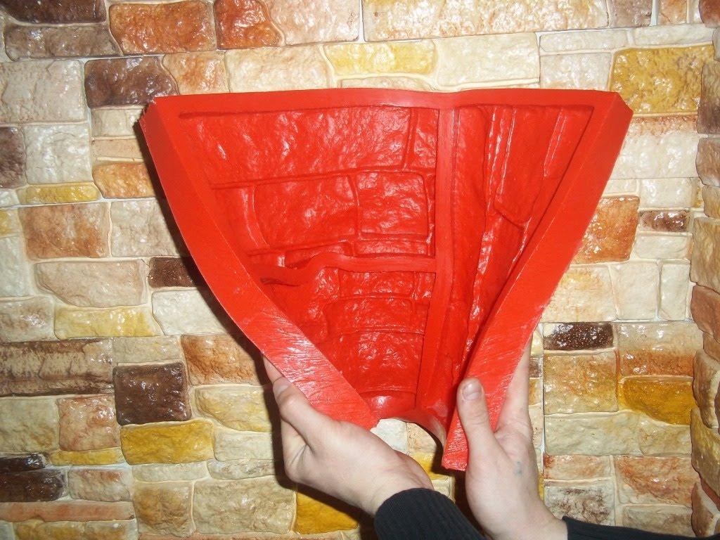 Гипсовой плитки своими руками