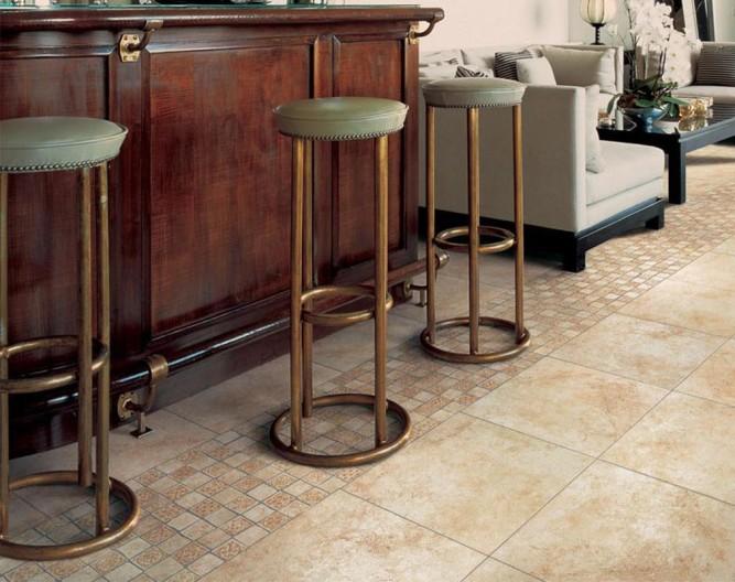 Важной характеристикой лаппатированой плитки является износостойкость