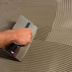 Клей для плитки своими руками