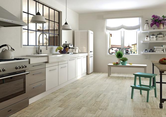 Керамогранитная плитка для кухни