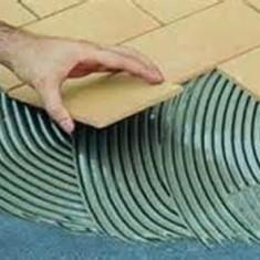 Как рассчитать расход клея для плитки
