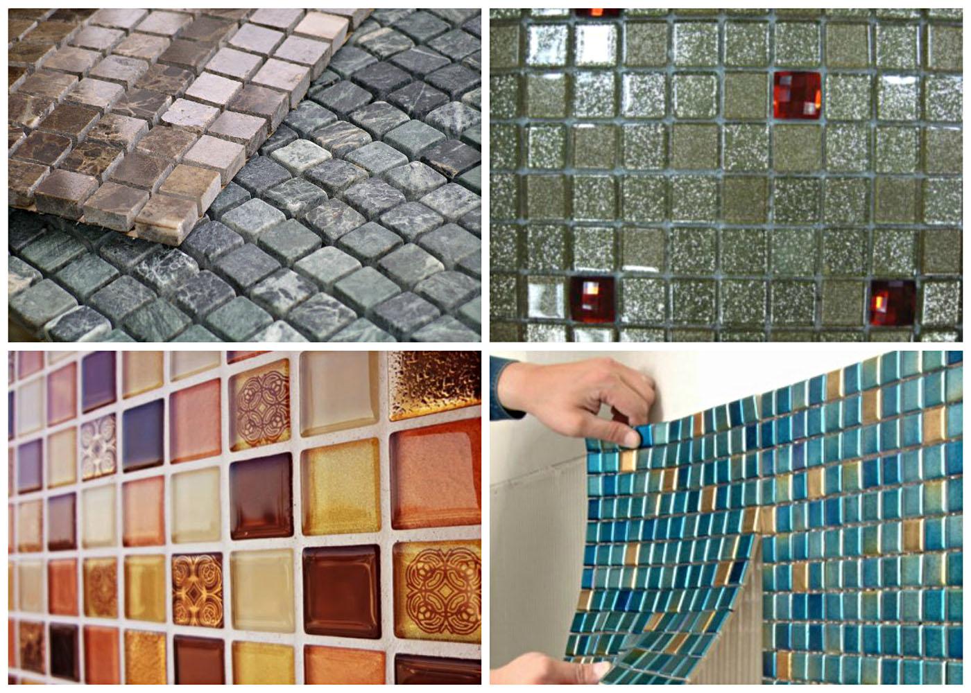 Изготовление мозаичной плитки своими руками 80