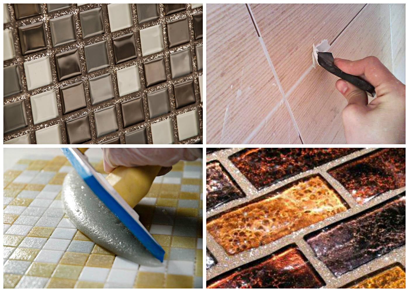 Как сделать затирку керамической плитки