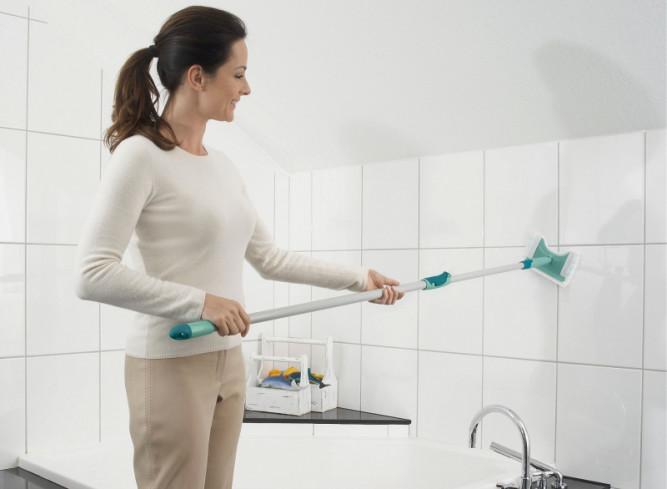 Чем отмыть кафель после ремонта