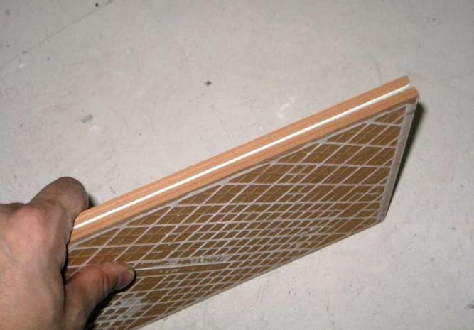 Толщина керамисекой плитки