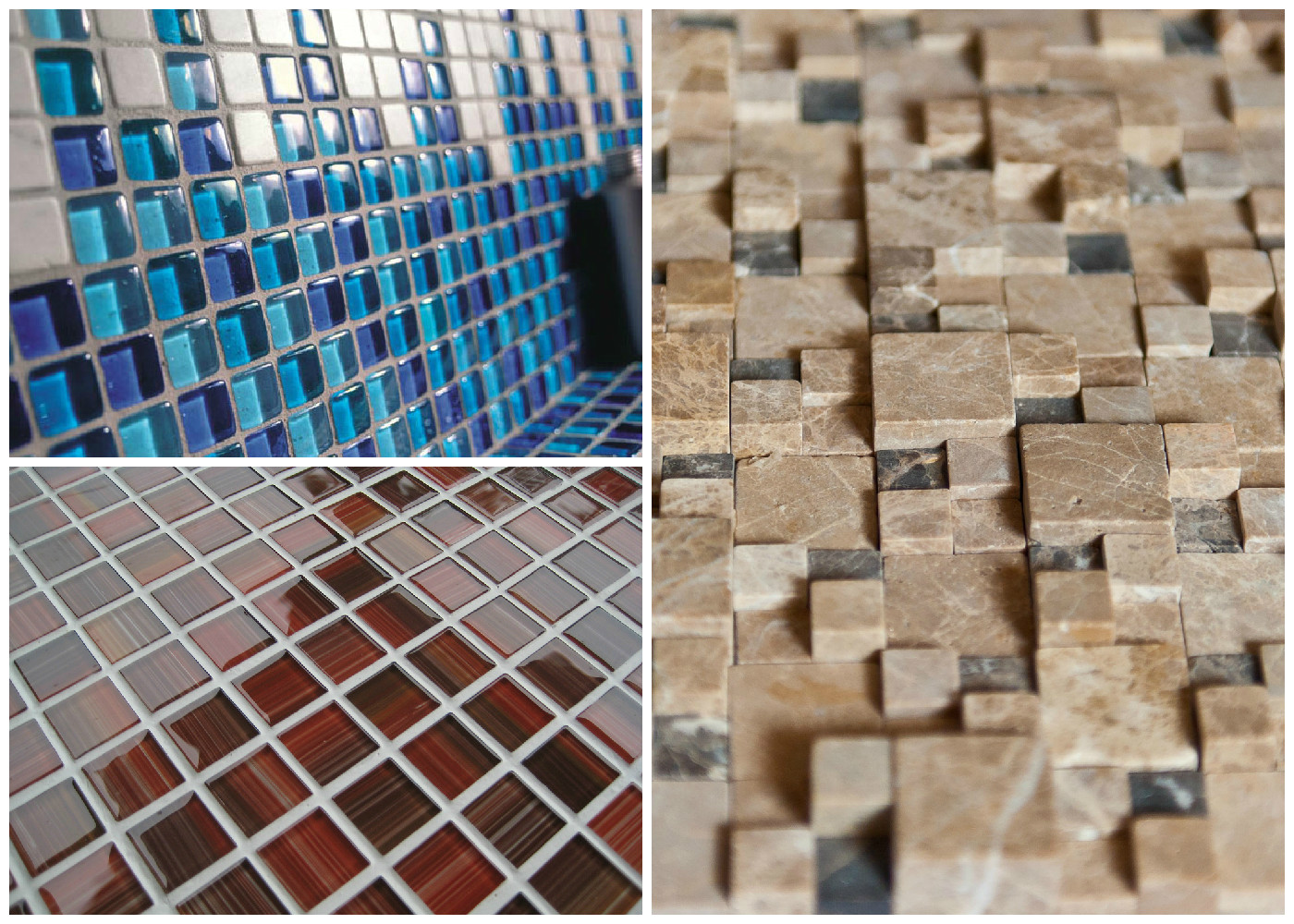 Изготовление мозаичной плитки своими руками 69