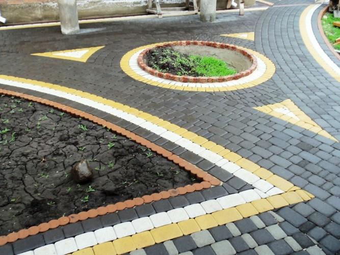 Инструкция укладка тротуарной плитки