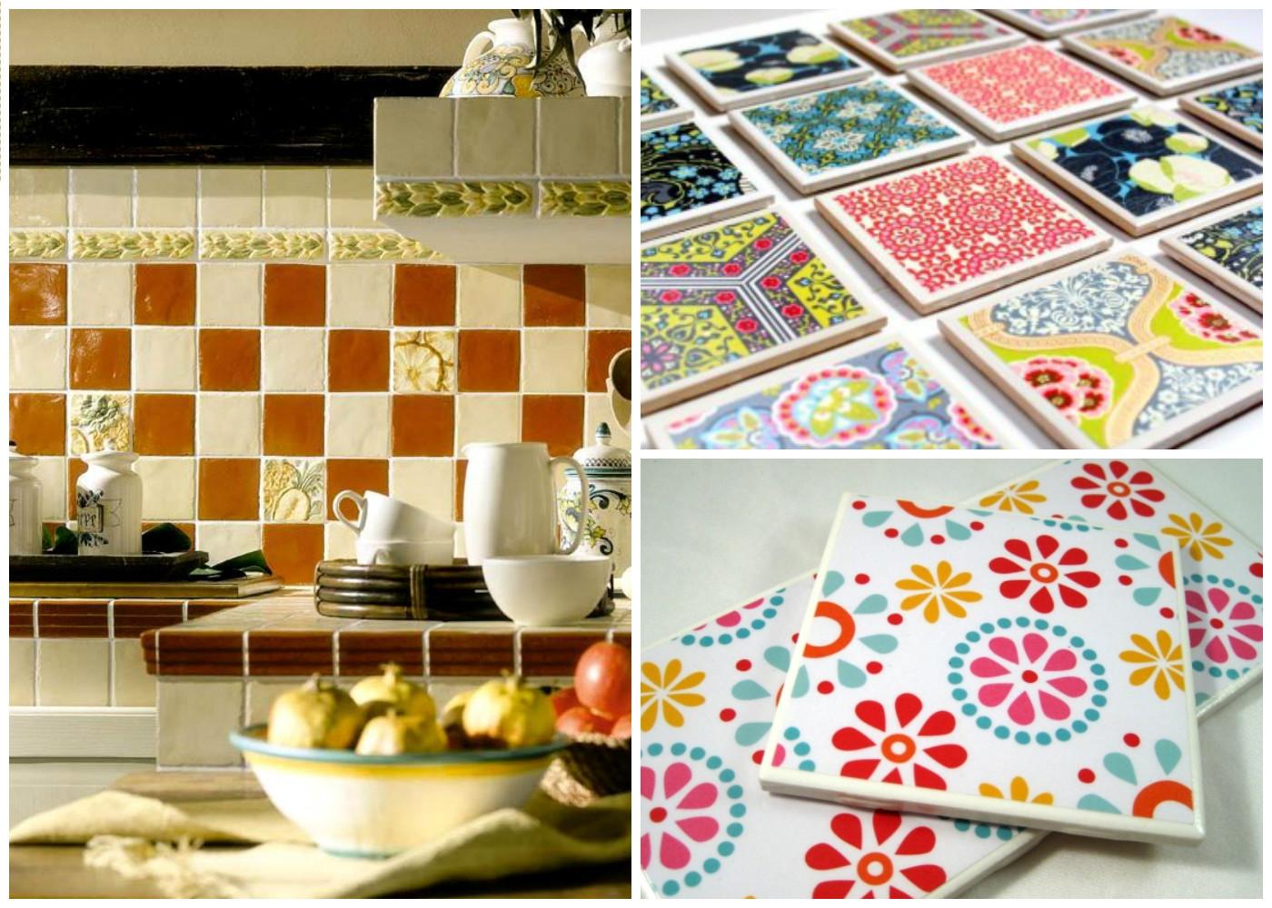 Как обновить кафельную плитку своими руками на кухне 7