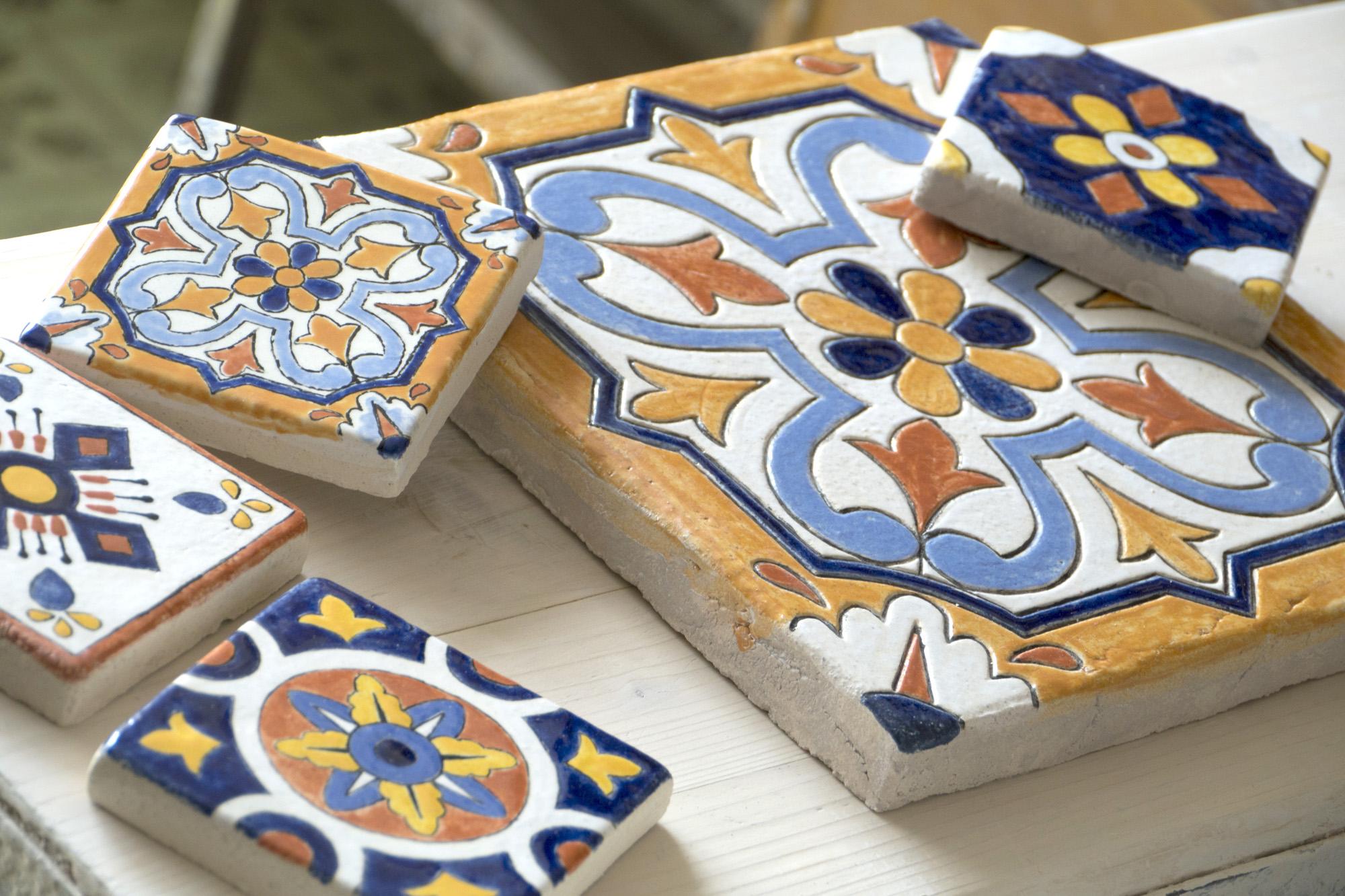 Изготовления керамической плитки своими руками