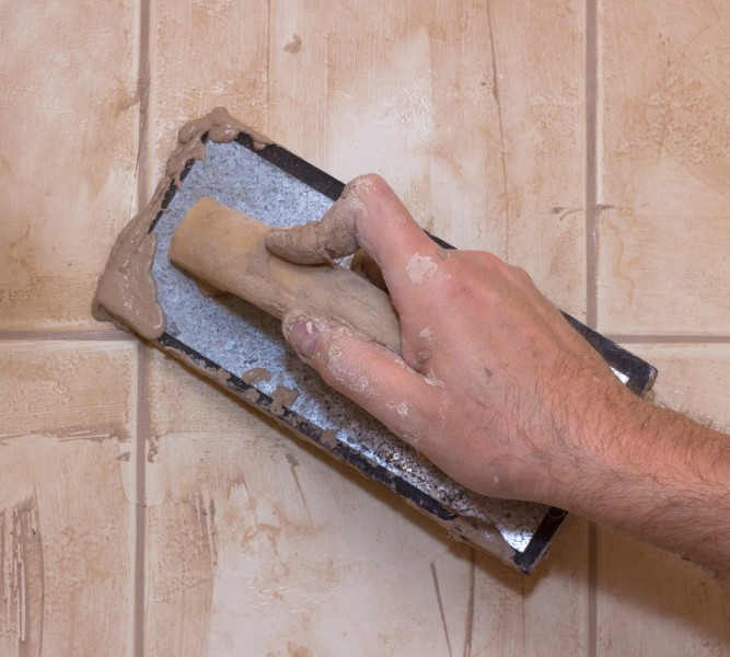 Как сделать затирку для плитки своими руками