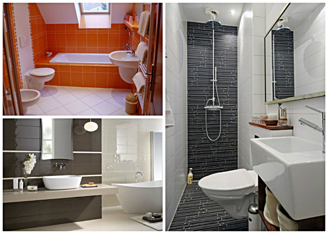 Variants of tiles in rooms of different sizes