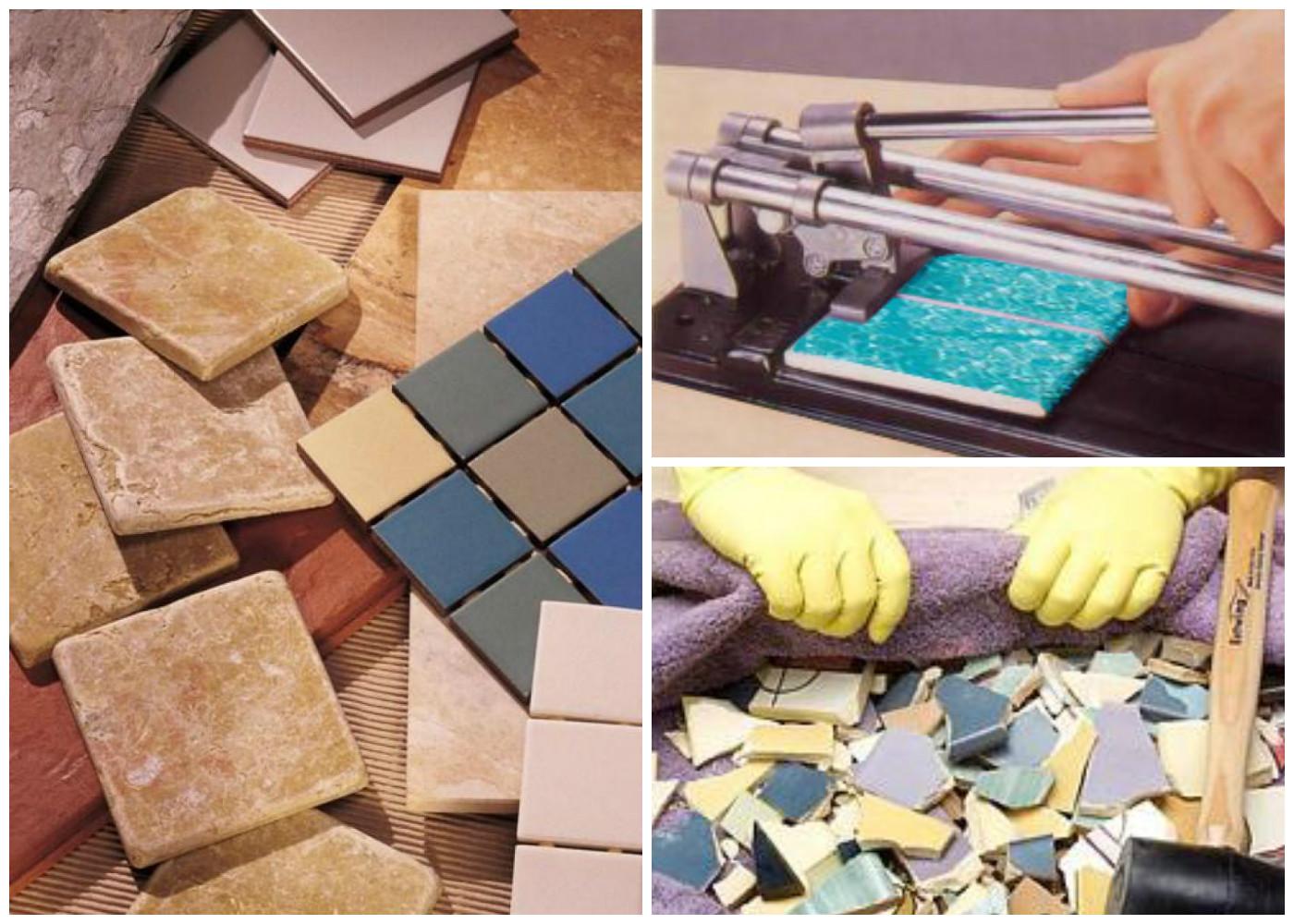 Как самому сделать керамическую плитку фото 394