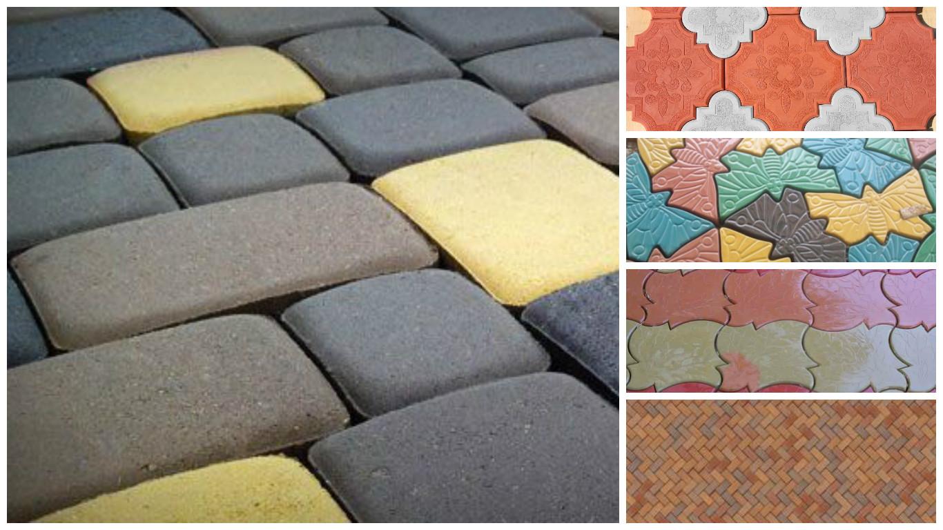 Виды бетона для плитки бетон в белово с доставкой цена купить