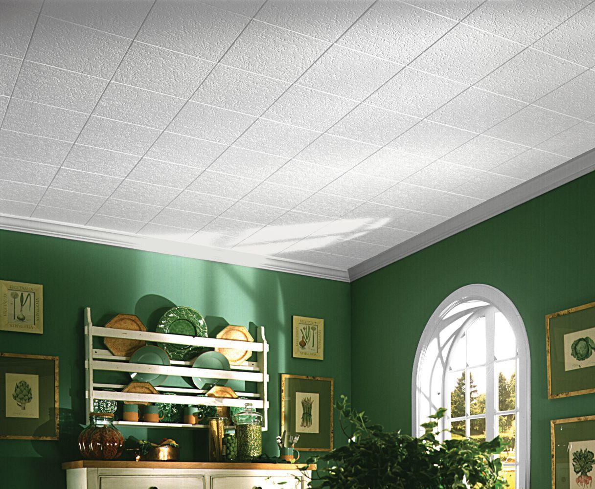 Пенопластовые плитки для потолка в картинках