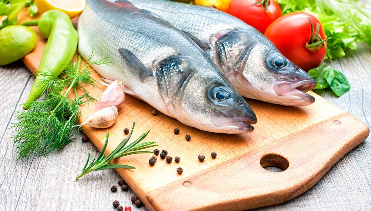 Рыба в ассортименте картинки